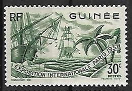 GUINEE N°120 N* - Nuovi