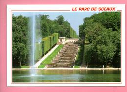 """92 - SCEAUX . """" LE PARC DE SCEAUX """" . LES CASCADES - Réf. N° 28026  - - Sceaux"""