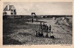 Thematiques 29 Finistère Loctudy Ile Tudy Un Coin Des Dunes - Loctudy