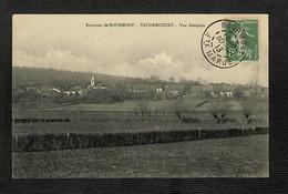 52 - VAUDRECOURT - Vue Générale - 1913 - RARE - Altri Comuni