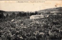 Thematiques 50 Manche Barenton Vue Générale Des Mines De Fer - Barenton