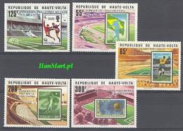 Upper Wolta / Haute Volta 1979 Mi 740-744 MNH ( ZS5 BRF740-744 ) - 1978 – Argentine