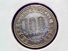 Congo Republic 100 Francs 1971 KM 1 - Congo (Republic 1960)