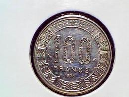 Congo Republic 100 Francs 1975 KM 2 - Congo (Republic 1960)