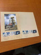 Document Espace - Fusée Diamant Satellite A1 - Europa