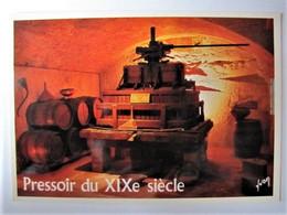 FRANCE - MARNE - REIMS - Caves Piper Heidsieck - Pressoir Du XIXème Siècle - Reims