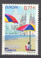 Spain 2004 - Europa. Vacaciones Ed 4079  (**) - 2001-10 Nuovi