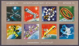 1970Yemen YAR1181-1187KLbFuture Space Station / SPACE '7011,00 € - Asia