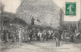 ALBEROCHE -COLLANDRES -- Le Cantal Pittoresque : La Laiterie  ( Laitiers) - Trés Bon état - Otros Municipios