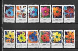 2020 - 246 - Fleurs  Cosmos - KlebeBriefmarken