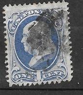Etats-Unis    USA   N° 39      Oblitéré  B/ TB        Soldé             Le Moins Cher Du Site ! ! ! - Used Stamps