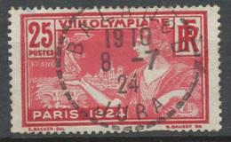 FRANCE - 1924 - Nr184  - Oblitere - Usati