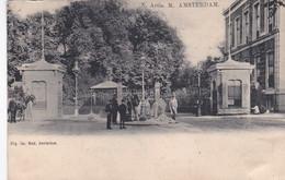 48174Amsterdam, Artis. , (Kaart Is Iets Bobbelig Door Waterschade ?, Zie Achterkant) - Amsterdam