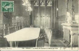 Arras - La Salle Du Conseil à L'hôtel-de-ville - BD Roubaix N° 150 - Arras