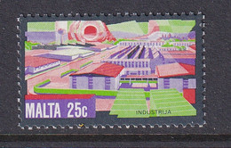 Malta: 1981   History Of Maltese Industry  SG679   25c   MH - Malte