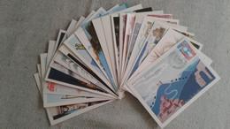 Lot De 21 Cartes ( Site Et Monument ) - Collections, Lots & Series