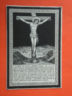 Firmin Vandendooren - Hanssens Geboren Te Nederbrakel 1845 En Aldaar Overleden  1891  (2scans) - Religion &  Esoterik