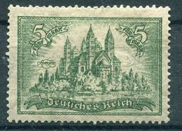 Deutsches Reich - Michel 367 Ungebr.*/MH - Unused Stamps