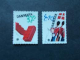 DANEMARK  -  CEPT   N° 953/54  Année 1989  Neuf XX ( Voir Photo ) - 1989
