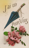 Roses Langage . J' Ai Un Parapluie Pour Vous. Umbrella - Bloemen