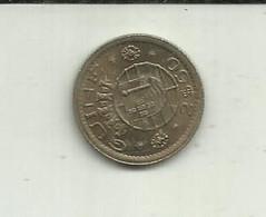 S-2.5 Escudos 1952 Guiné Bissau - Guinea-Bissau