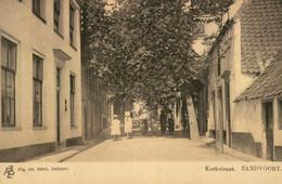 Zandvoort - Kerkstraat - 1900 - Zandvoort