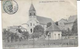 Mehun-sur-Yèvre - L'églide - Mehun-sur-Yèvre
