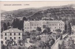 06 CANNES Pension Lochabair ,en 1930 - Cannes