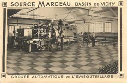 VICHY  -  SOURCE  MARCEAU  /  Groupe  Automatique  De  L ' Embouteillage - Vichy