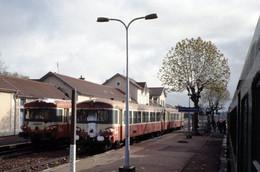 - 71 - Paray Le Monial (71) - SNCF - La Gare - 4.895 - Paray Le Monial