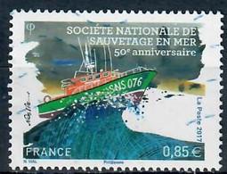 YT 5156-6 Société Nationale De Sauvetage En Mer - Oblitérés