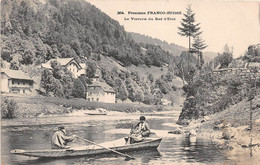 ¤¤  -   Frontière Franco-Suisse   -  La Verrerie Du Bief D'Etoz      -   ¤¤ - Other Municipalities