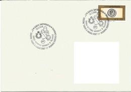 "ITA_0015 - 18.5.2008 GENOVA SAMPIERDARENA Pictorial Postmark  EDITION ""GIOCHI DI MAGGIO 2008"" -11th MEMORIAL ROBERTO CAR - Volleyball"
