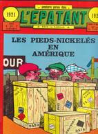 L'épatant  Les Pieds Nickelés En Amérique  (Editions Henri Veyrier) - Pieds Nickelés, Les