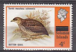 Solomon Islands  1975  Birds  Michel  286  MNH 28991 - Sin Clasificación