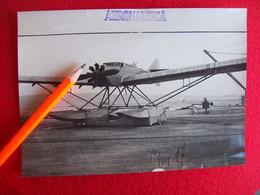 FOTOGRAFIA  AEREO  VILLIERS TIPO 26 IDROVOLANTE - Luchtvaart