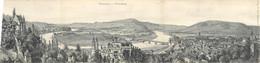 Deutschland - Triple-Postkarte - Panorama Von Miltenberg - Mittelberg