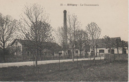 LA CHAUSSONNERIE - Attigny