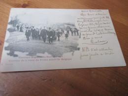 Concours Regional De Namur 1901, Souvenir De La Visite Du Prince Albert De Belgique - Namur