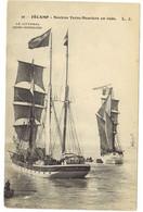 59 - FECAMP - Navires Terre Neuviers En Rade - Fécamp