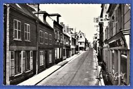 RARE CPSM 27 NONANCOURT (Eure) - La Grande Rue - Sonstige Gemeinden