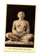 Carte Scribe Louvre - Sculpturen