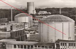 Ak Kernforschungsanlage Jülich Die Beiden Forschungsreaktoren Und Das Kraftwerk AVR S/w Ungelaufen - Juelich