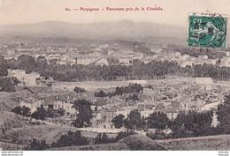 D66  PERPIGNAN  Panorama Pris De La Citadelle ......... - Perpignan