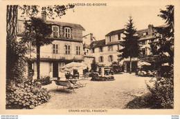 D65  BAGNERES DE BIGORRE   Grand Hôtel Frascati  ..... - Bagneres De Bigorre