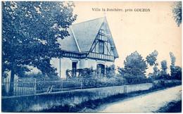 23 Villa La Jonchère, Près GOUZON - Sonstige Gemeinden