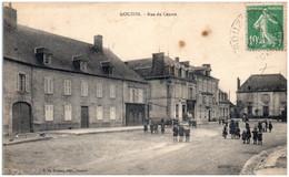 23 GOUZON  Rue Du Centre - Sonstige Gemeinden