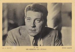 """PHOTO ?? ,pas Photo ,à Vous De Décider  """""""" Les Vedettes De L'ecran """""""" , ///  JEAN GABIN - Famous People"""