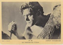 """PHOTO ?? ,pas Photo ,à Vous De Décider  """""""" Les Vedettes De L'ecran """""""" , ///  JOHNNY WEISSMULLER - Famous People"""