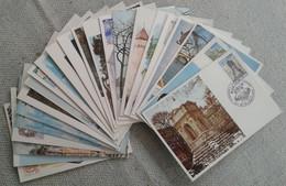 Lot De 23 Cartes ( Site Et Monument ) - Collections, Lots & Series